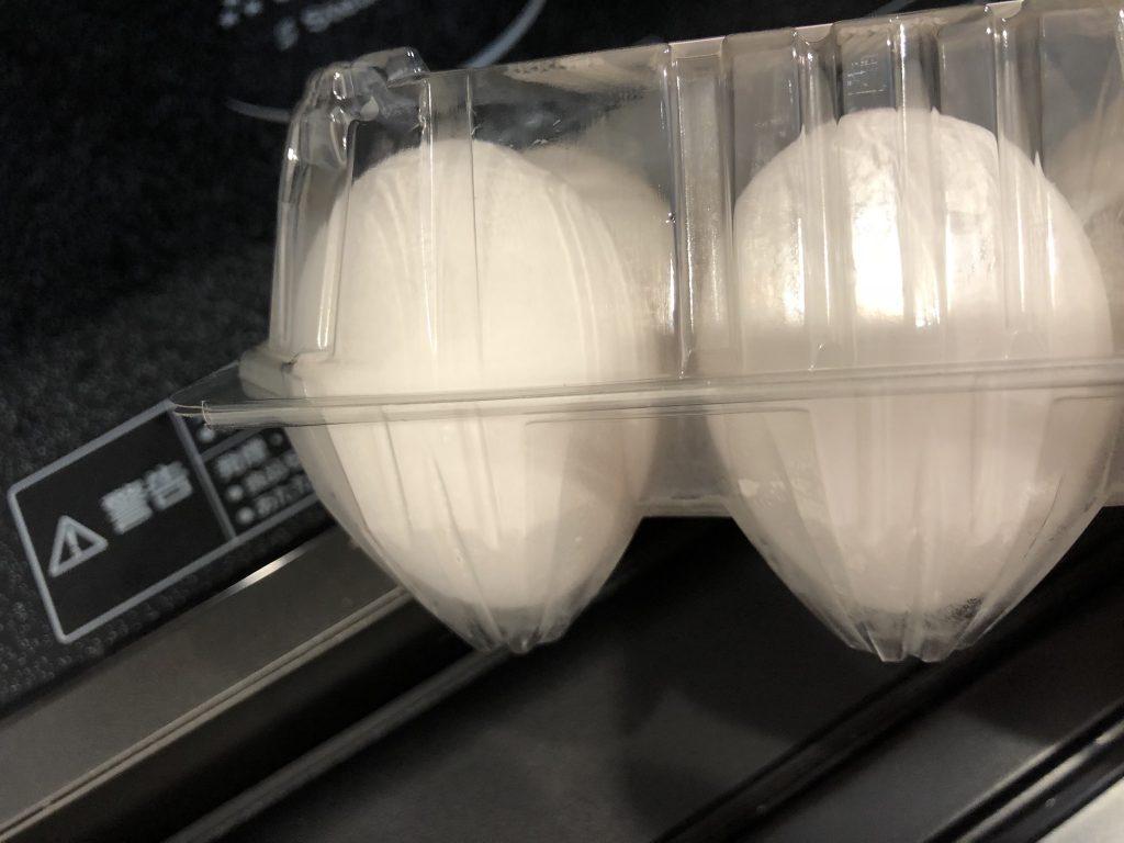 電子レンジに卵は危険